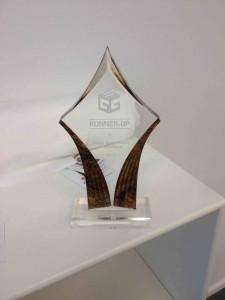 Global Game Stars trophy