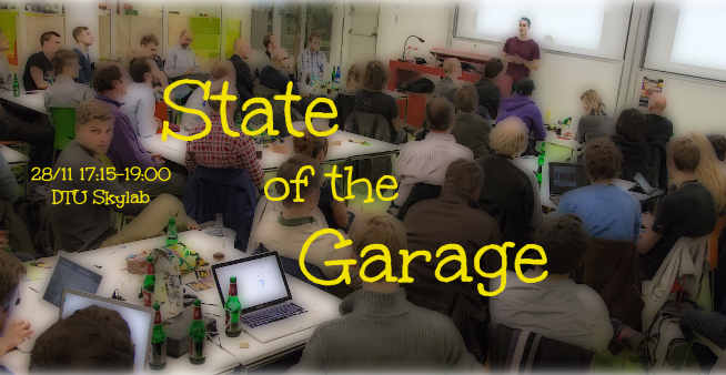 Event: State of the Garage